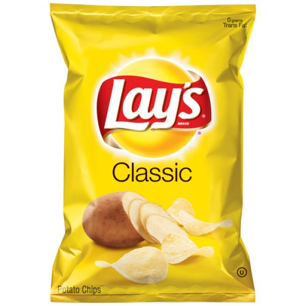 Lays Lays  Classic 10 oz.
