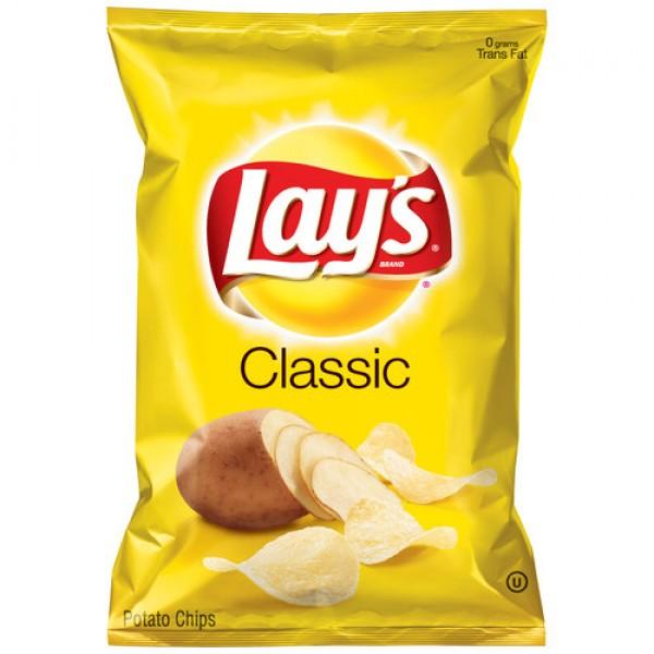 Lays Lays Classic 2 3/4 oz