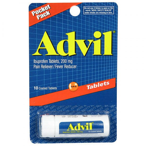 Advil Advil 200 mg 10 Tablets