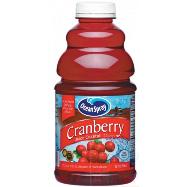Ocean Spray Ocean Spray Cranberry 32 oz