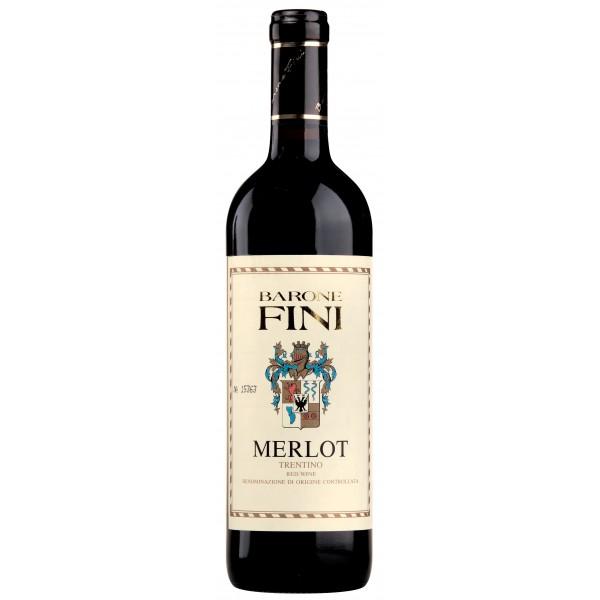 Baron Fini Barone Fini Merlot 750 ml