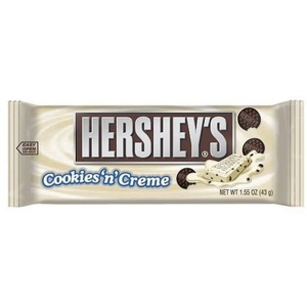 Hersheys Hersheys Cookie & Cream 1.55 oz