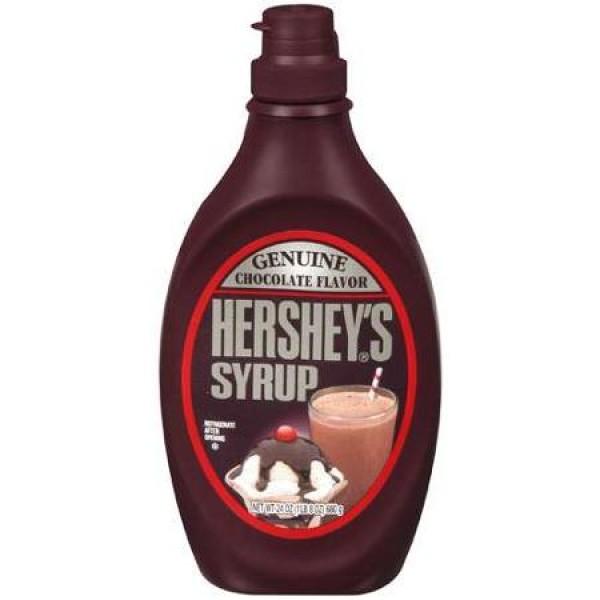 Hersheys Hersheys Syrup Chocolate Flavor 24 oz