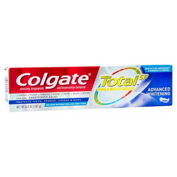 Colgate Advanced Whitening 6.4 oz