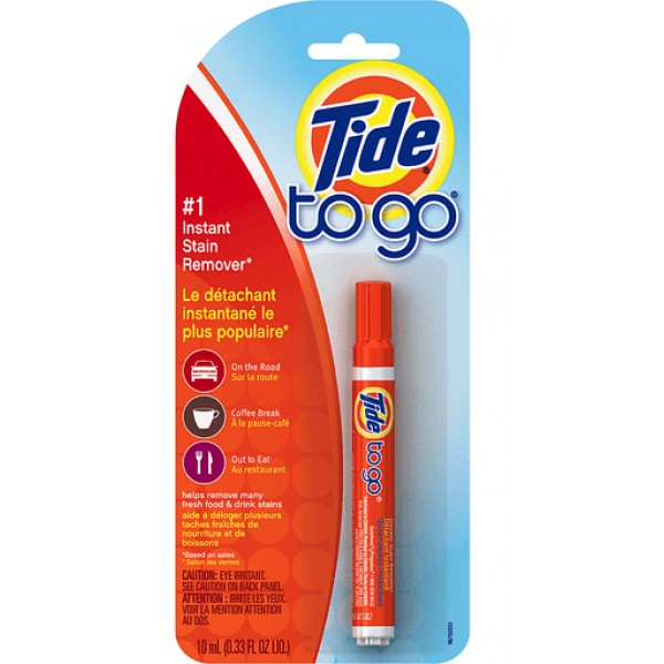 Tide To Go Instant Stain Remover 10 ml