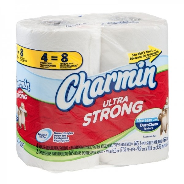Charmin Charmin Ultra Strong 4 ct