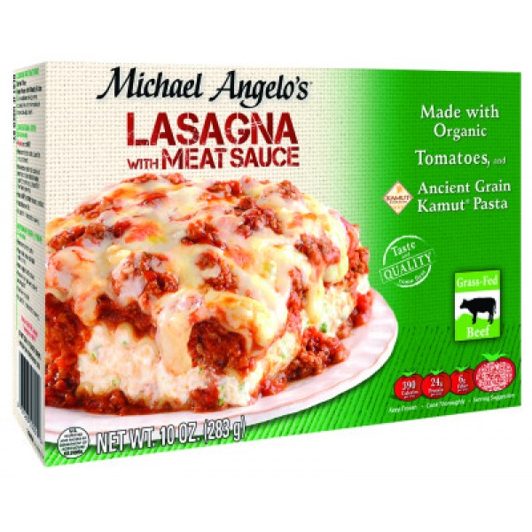 Michael Angelos Michael Angelos Lasagna with Meat Sauce 10 oz