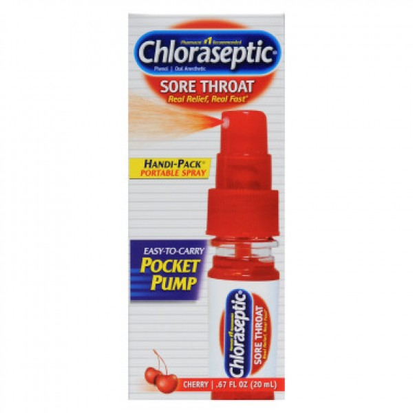 Chloraseptic Chloraseptic Sore Throat Spray .67 oz