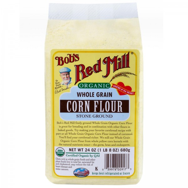 Bobs Red Mill Bobs Red Mill Corn Flour 24 oz