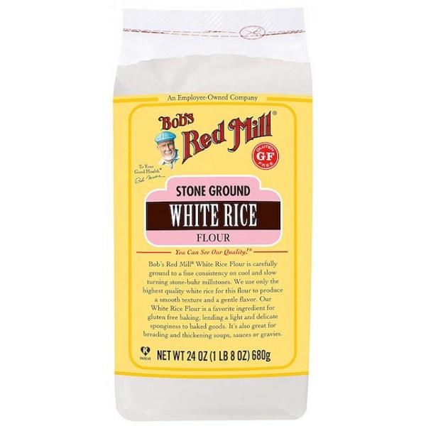 Red Mill White Rice Flour 24oz