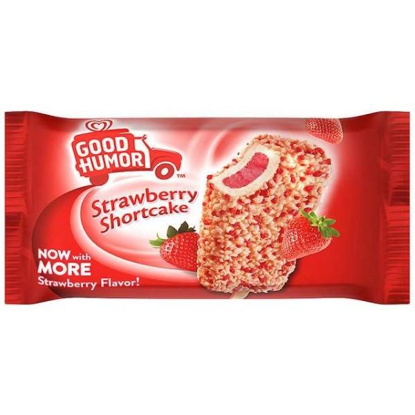 Good Humor Strawberry Shortcake Ice Cream Bar