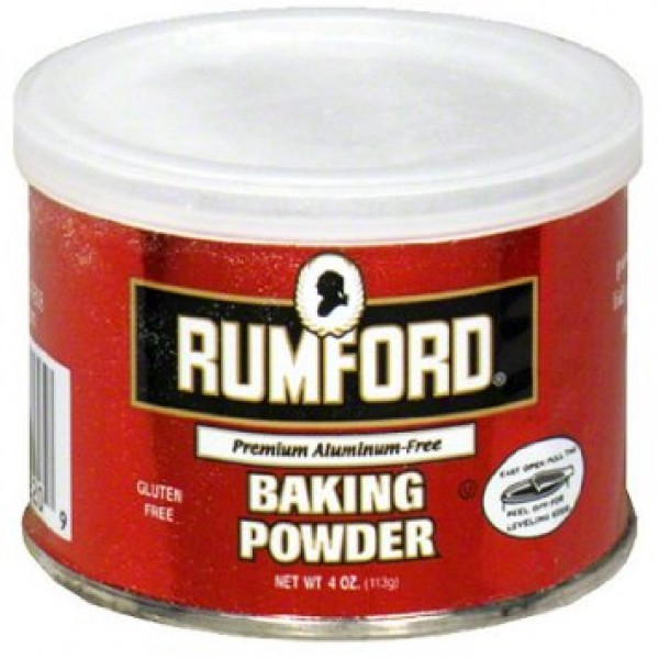 Rumford Rumford Baking Powder 4 oz