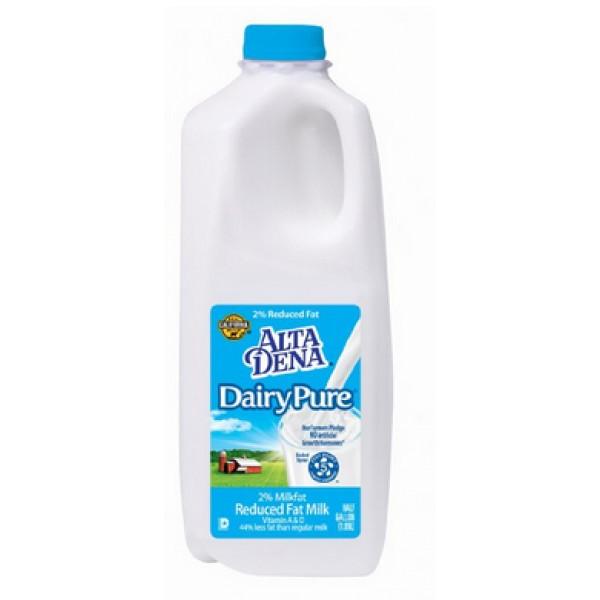 Alta Dena Alta Dena Dairy Pure Reduced Fat Milk Hg