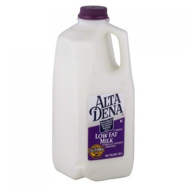 Alta Dena Alta Dena Dairy Low Fat Milk Hg