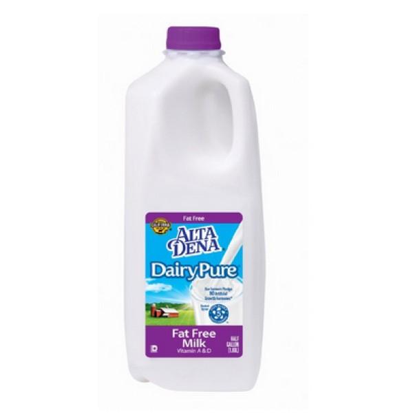 Alta Dena Alta Dena Dairy Pure Fat Free Milk Hg