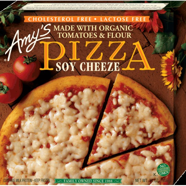Amys Amys Soy Cheese Pizza 13 oz