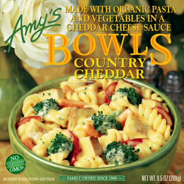 Amys Amys Bowls Country Cheddar