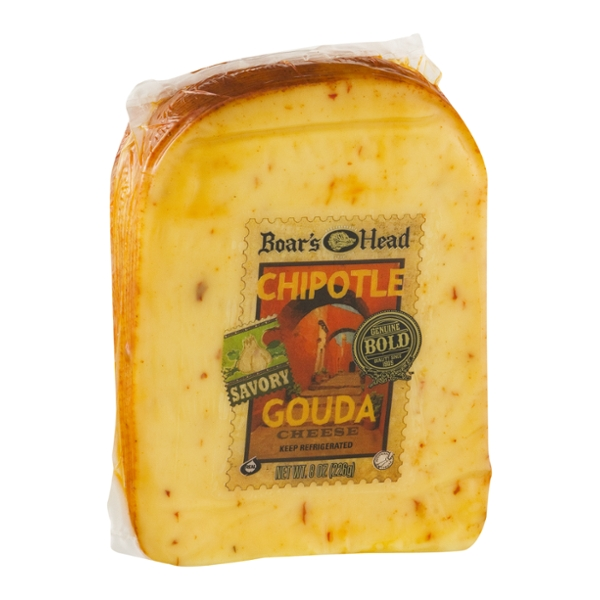 BOARS HEAD Boars Head Chipotle Gouda 8 oz