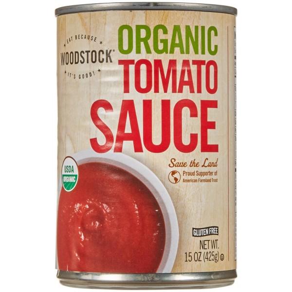 Woodstock Woodstock Organic Tomato Sauce