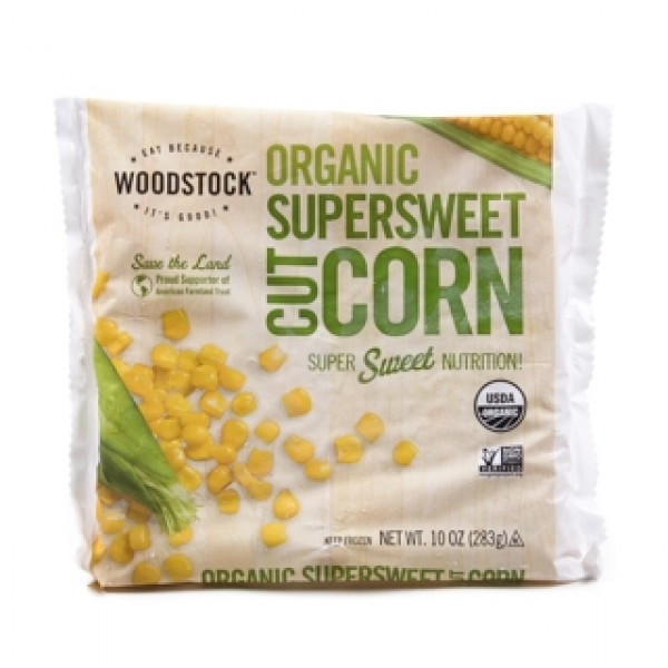 Woodstock Woodstock Organic Supersweet Corn 10 oz