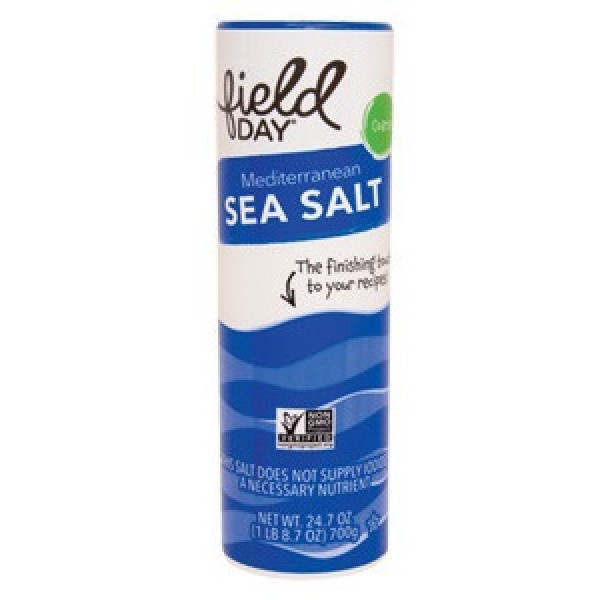 Field Day Field Day Coarse Sea Salt 24.7 oz