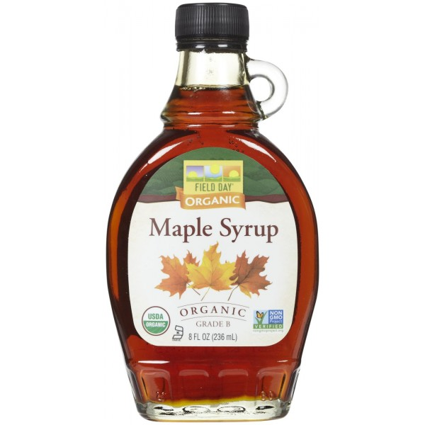 Field Day Organic Maple Syrup 12 oz