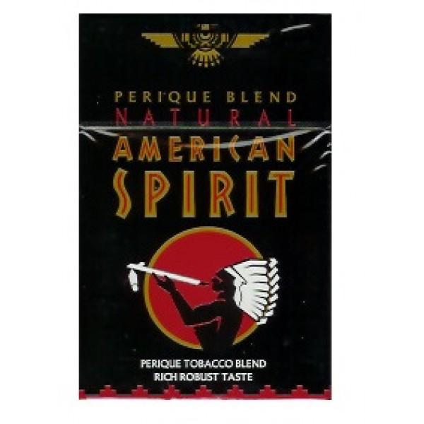 American Spirits American Spirits Black