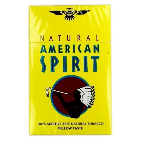 American Spirits American Spirits Yellow