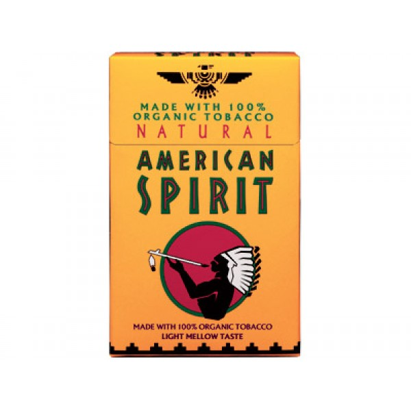 American Spirits American Spirit Orange