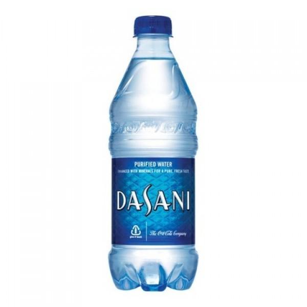 Dasani Dasani Water 20 oz
