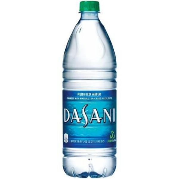Dasani Dasani Water 1 Lt