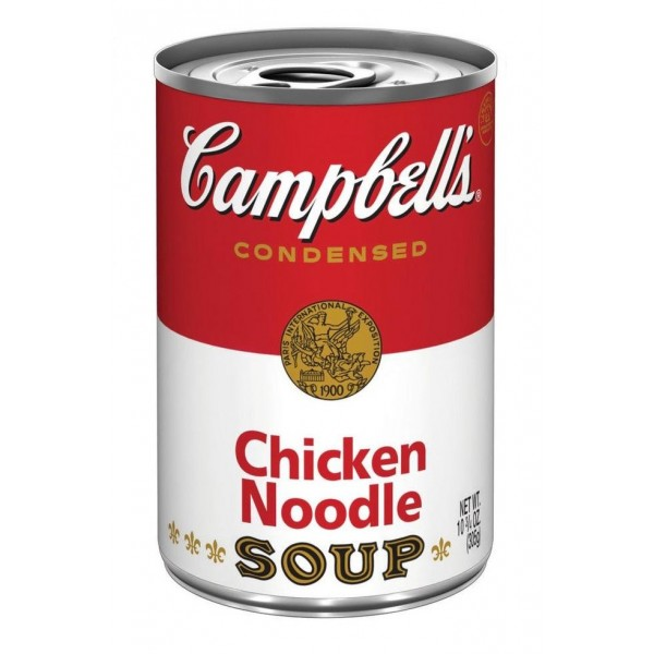 Campbells Campbells Chicken Noodle Soup 10 oz