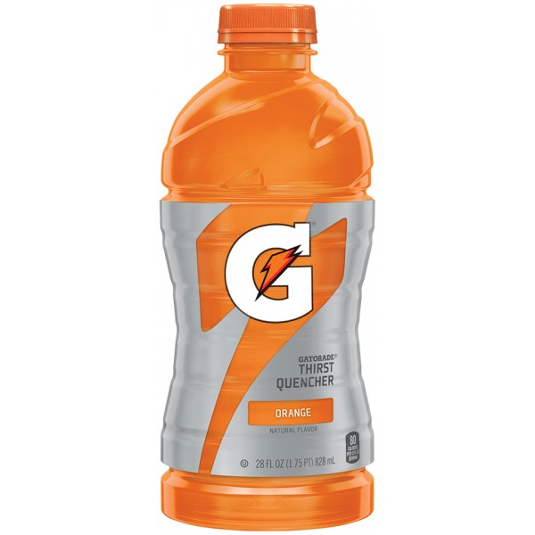 Gatorade Gatorade Orange 28 oz