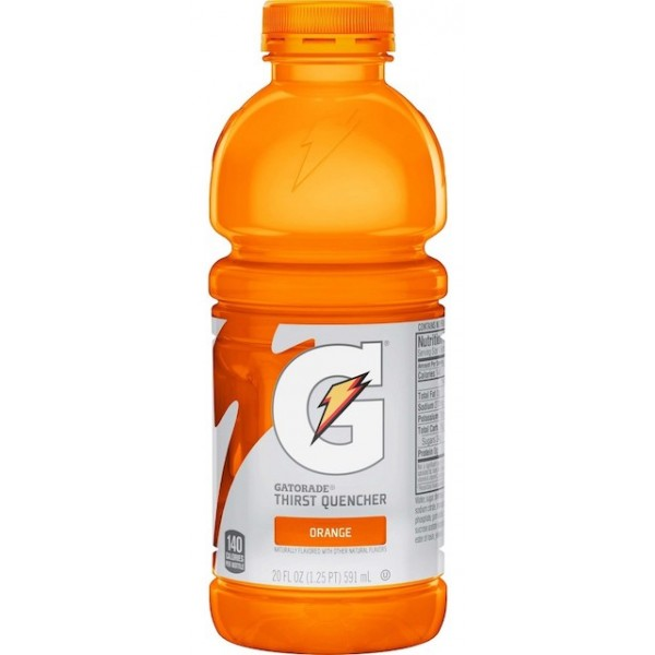 Gatorade Gatorade Orange 20 oz