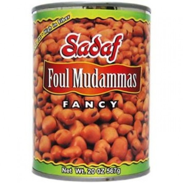Sadaf Foul Mudammas can 20 oz