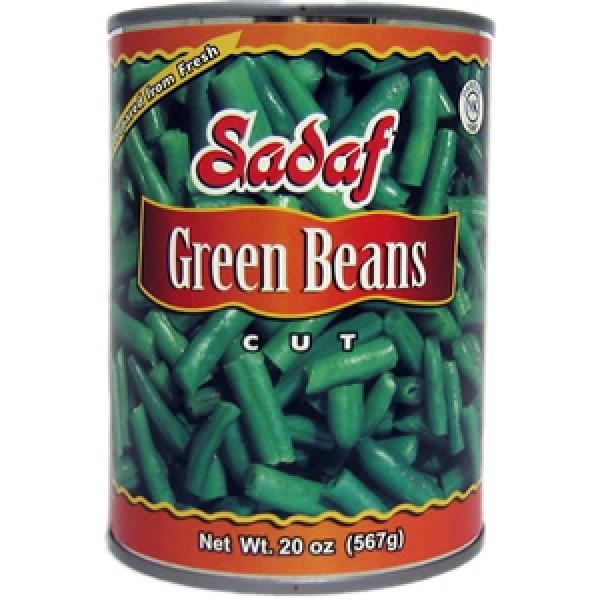 Sadaf Green Beans can 20 oz