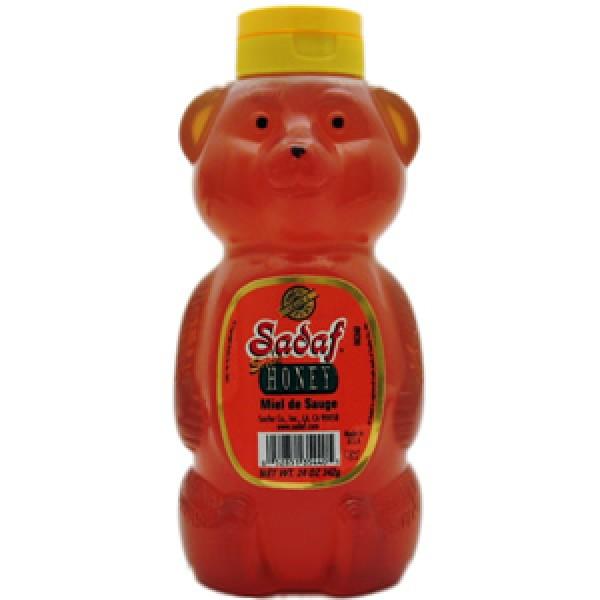 Sadaf Sadaf Sage Honey Bear 24 oz