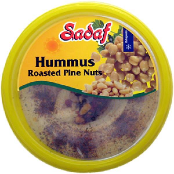 Sadaf Hummus Roasted Pine Nuts 10 oz