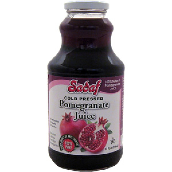 Sadaf Sadaf Pomegranate Juice 32 oz