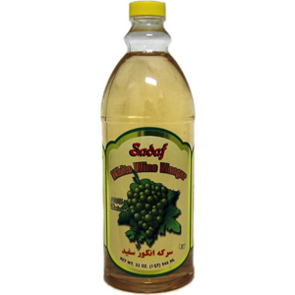 Sadaf Sadaf Vinegar White Wine 32 oz