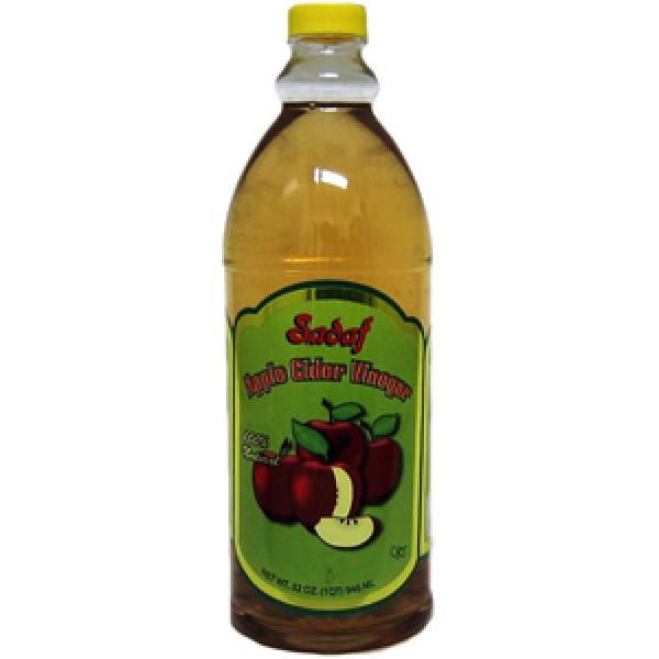 Sadaf Sadaf Vinegar Apple Cider 32 oz