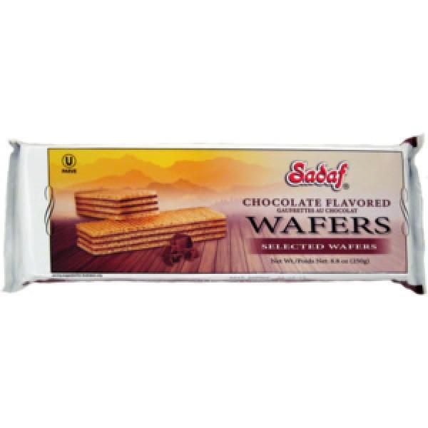Sadaf Sadaf Wafers Chocolate 8.8 oz