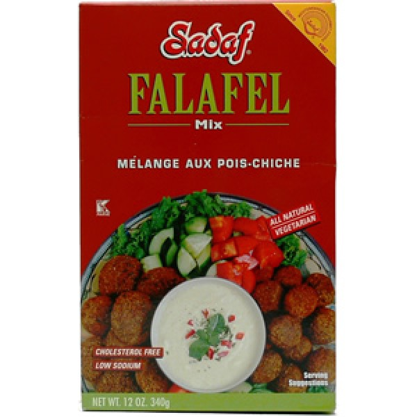 Sadaf Falafel Mix 12 oz