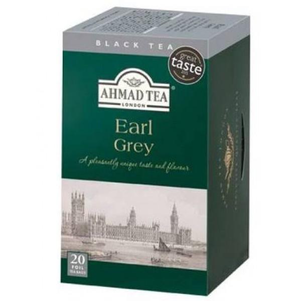 Ahmad Ahmad Earl Grey Tea 20 ct