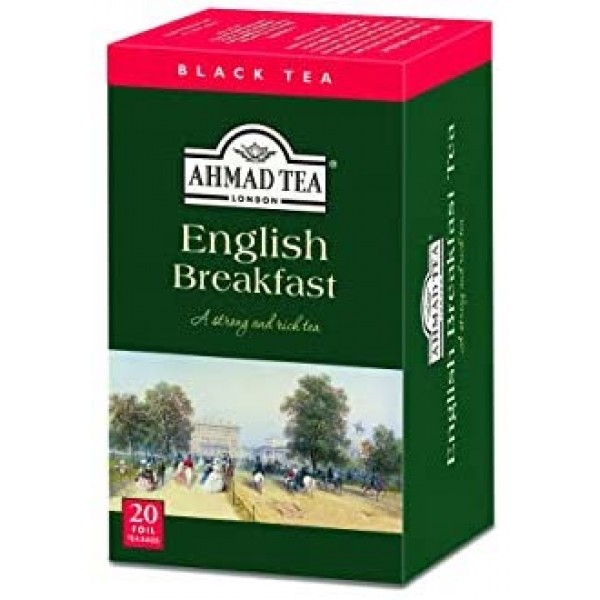 Ahmad Ahmad English Breakfast Tea 20 ct