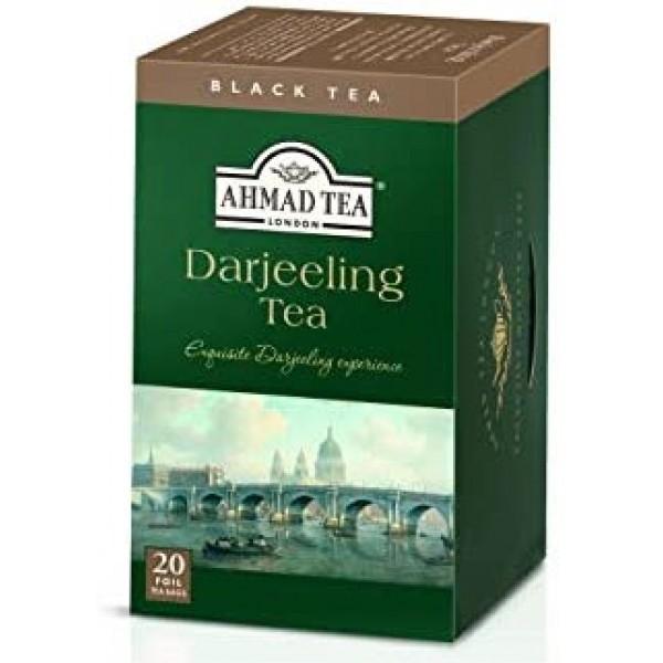 Ahmad Ahmad Darjeeling  Tea 20 ct