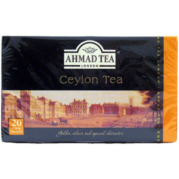 Ahmad Ahmad Ceylon Tea 20 ct