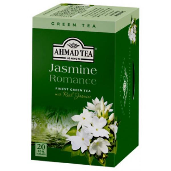 Ahmad Ahmad Tea Jasmine Green 20 ct
