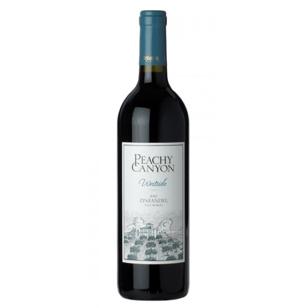Peachy Canyon Peachy Canyon Zinfandel 750 ml
