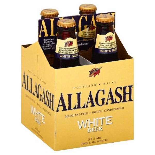 Allagash White Beer 4 pk